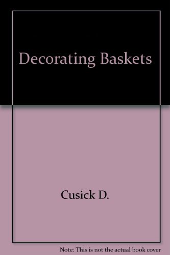 9780517129388: Decorating Baskets