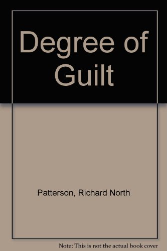 9780517130728: Degree of Guilt