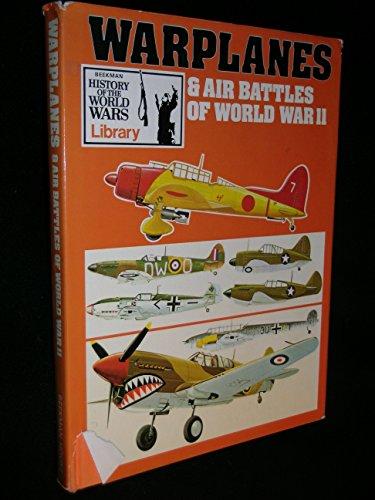 9780517130889: Warplanes & Air Battles of World War II