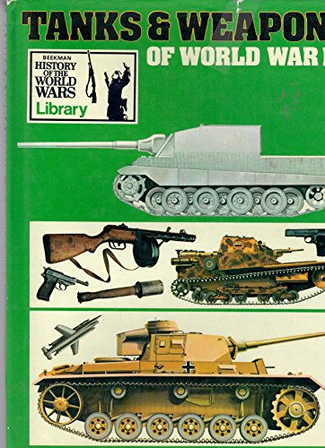 9780517130902: Tanks & Weapons of World War I