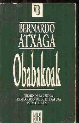 Obabakoak (0517130939) by Atxaga, Bernardo