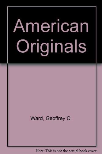 9780517132104: American Originals