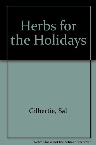 9780517132142: Herbs for the Holidays