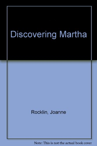 9780517133194: Discovering Martha