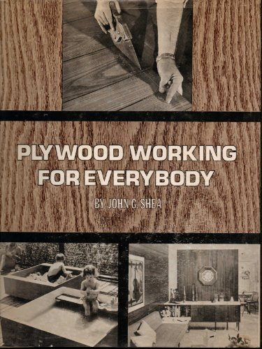 9780517134634: Plywood Working for Everybody