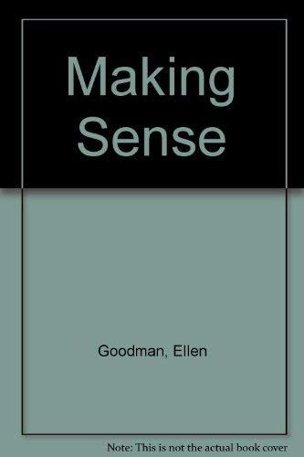 9780517135853: Making Sense