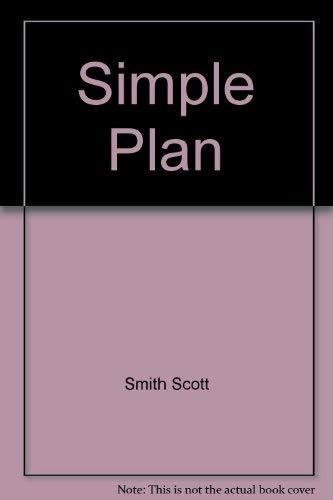 9780517136355: A Simple Plan