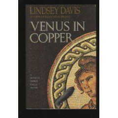 9780517136379: Venus in Copper: A Marcus Didius Falco Mystery Novel