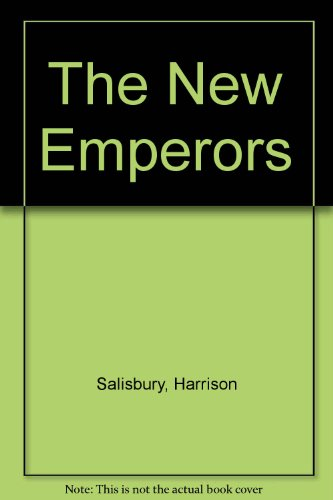 The New Emperors (051713828X) by Salisbury, Harrison