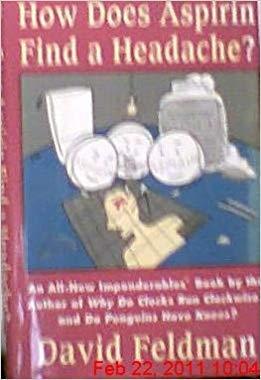 9780517138649: How Does Aspirin Find a Headache?