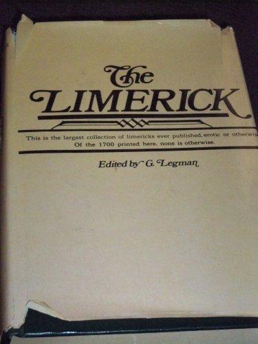 The Limerick: G. Legman