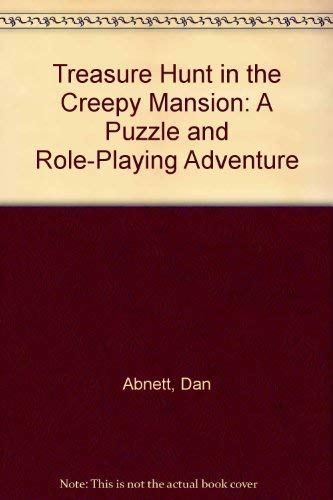 9780517140260: Treasure Hunt in the Creepy Mansion: A Puzzle and Role-Playing Adventure
