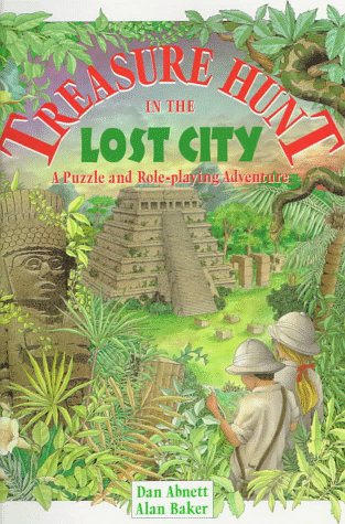 Treasure Hunt in the Lost City: Dan Abnett