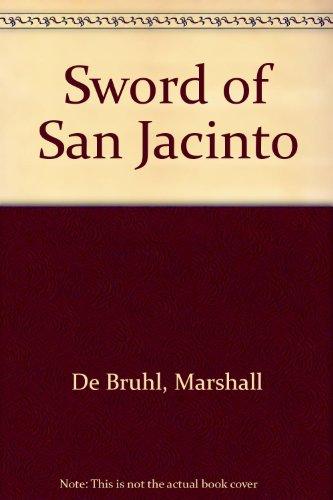 9780517143896: Sword of San Jacinto
