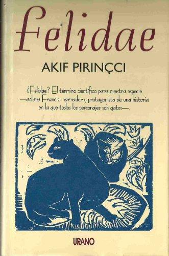 9780517144220: Felidae by Pirincci, Akif
