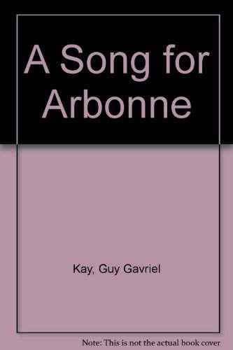 9780517145128: A Song for Arbonne