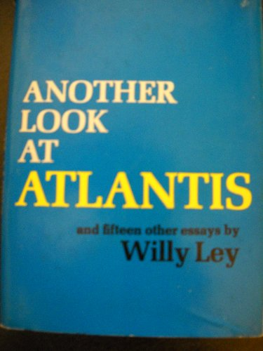 9780517145432: Another Look At Atlantis and Fifteen Other Essays