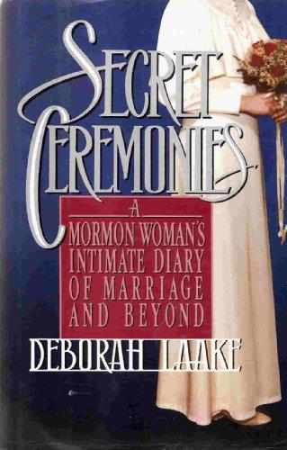 Secret Ceremonies by Deborah Laake (1995-05-31): Laake, Deborah