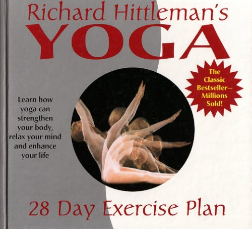 9780517147085: Richard Hittleman's 28 Day Yoga Exercise