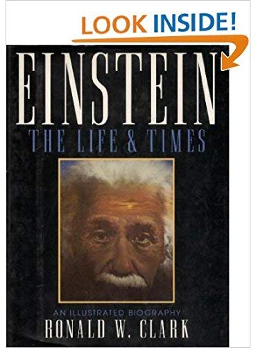 9780517147184: Einstein: The Life and Times : An Illustrated Biography