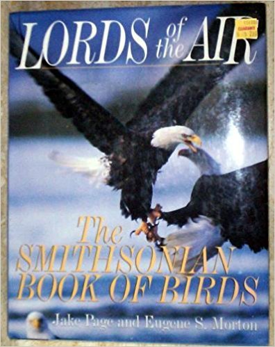 9780517147498: Lords of the Air - The Smithsonian Book of Birds