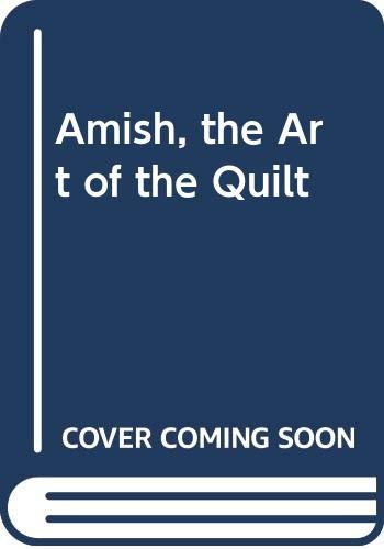 9780517147511: Amish, the Art of the Quilt