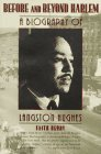 9780517147696: Before & Beyond Harlem: Biography of Langston Hughes