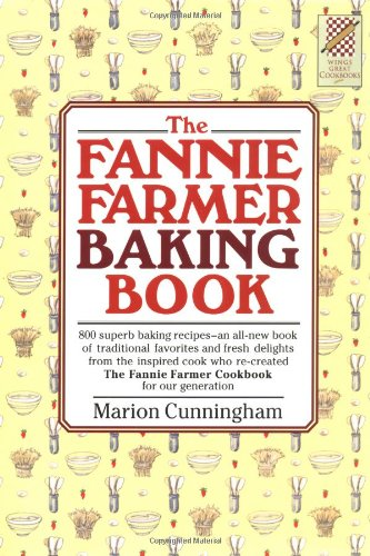 9780517148297: The Fannie Farmer Baking Book