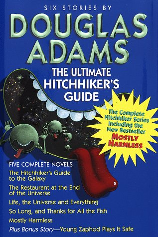 9780517149256: The Ultimate Hitchhiker's Guide