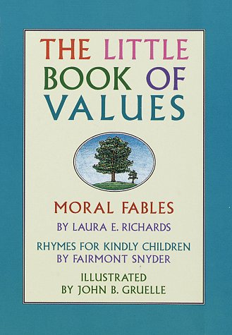 The Little Book of Values (0517149796) by Laura E. Richards