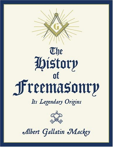 9780517149829: A History of Freemasonry