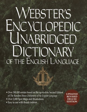 9780517150269: Webster's Encyclopedic Unabridged Dictionary of the English Language