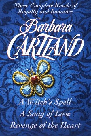 9780517150450: Barbara Cartland: Three Complete Novels: Royalty and Romance