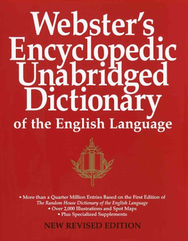 9780517151419: Webster's Encyclopedic Unabridged Dictionary of the English Language: New Revised Edition