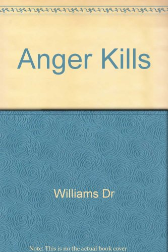9780517153147: Anger Kills