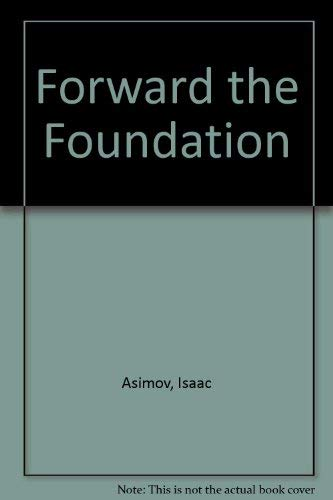 9780517154823: Forward the Foundation