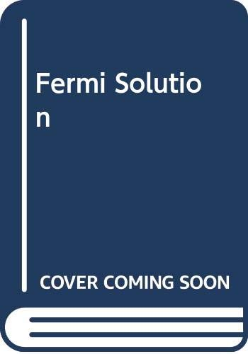 9780517156988: Fermi Solution