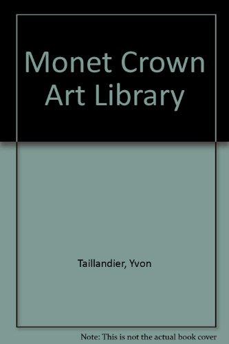 9780517157244: Monet (Crown Art Library)