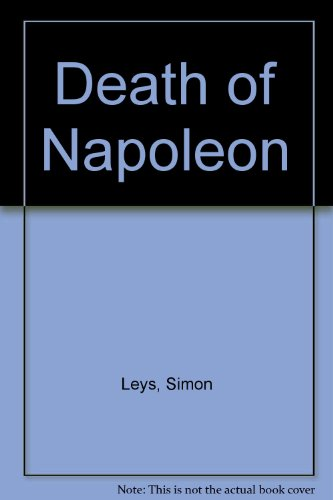 9780517157763: Death of Napoleon
