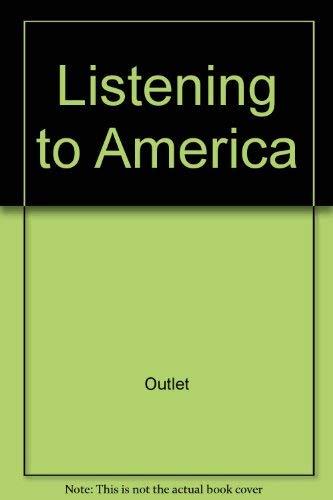 9780517158357: Listening to America