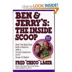 9780517158845: Ben & Jerry's: Inside Scoop