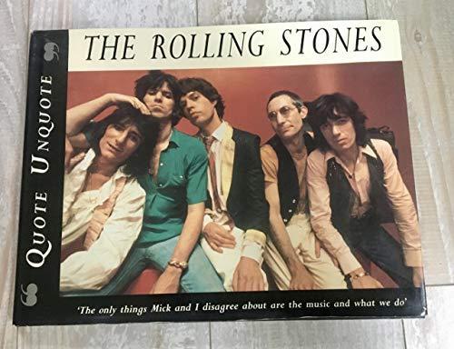 Rolling Stones: Rh Value Publishing