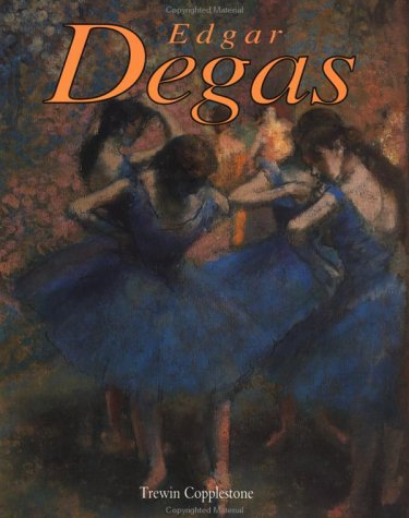 9780517160664: Edgar Degas (Treasures of Art)