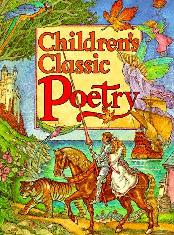Children's Classic Poetry: Rh Value Publishing