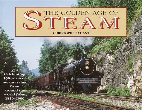 9780517161647: The Golden Age of Steam