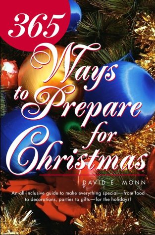 9780517161814: 365 Ways to Prepare for Christmas