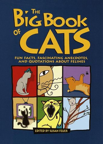9780517161869: The Big Book of Cats