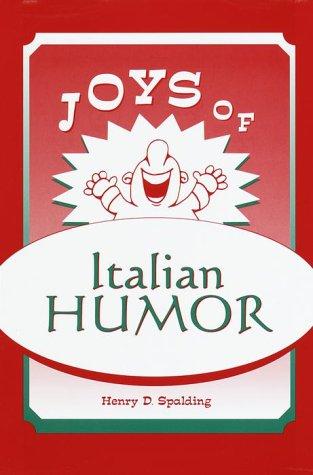 9780517161937: Joys of Italian Humor