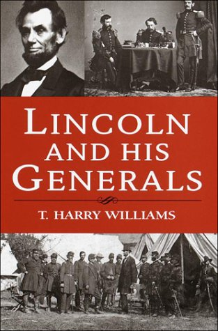 9780517162378: Lincoln and His Generals