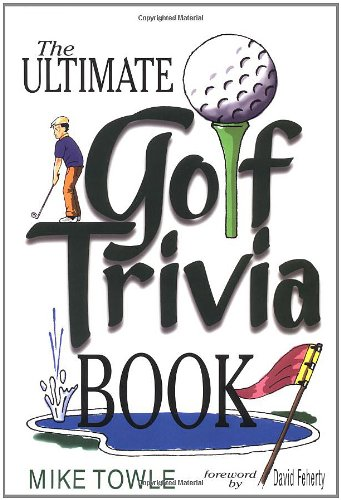 9780517162385: The Ultimate Golf Trivia Book